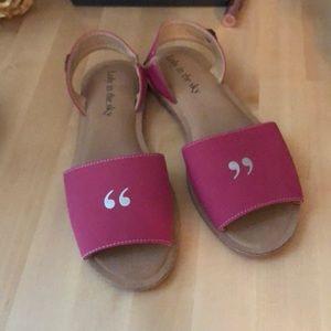 Novelty sandals